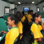 Formação profissional: Jovens agricultores participam de Oficina de Informática em São Cristóvão