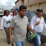Bigode alerta a população sobre os perigos do mosquito da dengue
