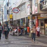 Pesquisa mostra a força do Centro Comercial de Aracaju