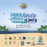 Prefeitura de Aracaju realiza mais uma edição do Programa Praia Limpa neste domingo, 22