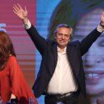 Alberto Fernández e Cristina Kirchner vencem eleições na Argentina