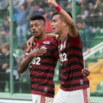 Após abrir 5 pontos, chance de título do Flamengo dispara, e Palmeiras vê probabilidade encolher no Brasileiro