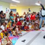 Pediatria do Huse inicia programação especial para o Dia das Crianças