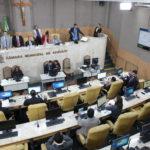 Câmara aprova 17 proposituras