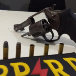 PM prende três suspeitos e apreende adolescente por tentativa de roubo no São José