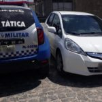 8º BPM recupera veículo com restrição de roubo no Bugio