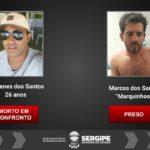 Polícias Civil e Militar realizam operação para prender homicidas no Vale do Cotinguiba