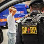 Polícia Militar prende dois homens em flagrante tentando realizar roubos no bairro 18 do Forte