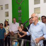 Prefeito Edvaldo assina ordem de serviço para reforma e ampliação da Emurb