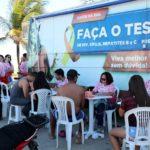 Unidade móvel realizará testes rápidos em Carira, Socorro e Carmópolis durante essa semana