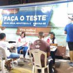 Governo realizará testes rápidos de ISTs na 18° Feira de Sergipe nesta sexta