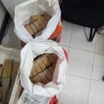 DHPP apreende mais de 54 quilos de maconha no Japãozinho em Aracaju