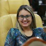 Kitty Lima economiza 67% de verba indenizatória em primeiro ano de mandato
