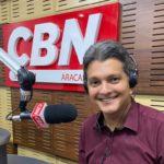 Samuel Carvalho reitera em entrevista que Sergipe não está 'quebrado'