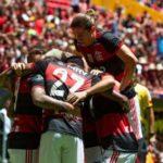 É campeão! Flamengo vence o Athletico-PR e conquista a Supercopa