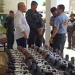 Socorro: segurança municipal recebe reforço com doação de armas pela PM-SE