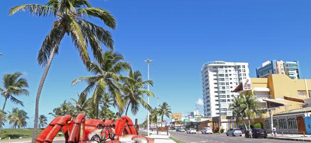 Divulgação do destino Aracaju feita pela Prefeitura colabora para atrair turistas à capital