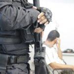 Operação conjunta entre PC e PM de Frei Paulo prende foragido da justiça