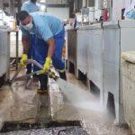 Prefeitura de Aracaju  reforça serviços de limpeza e manutenção em mercados municipais