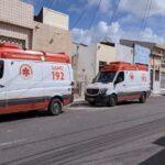 Hospitais lotados deixam pai e filha dentro de ambulâncias do Samu por horas a espera de transferência na capital