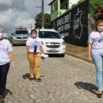 Itaporanga: Comissão de Mobilização segue com ações de enfrentamento à Covid-19 em povoados