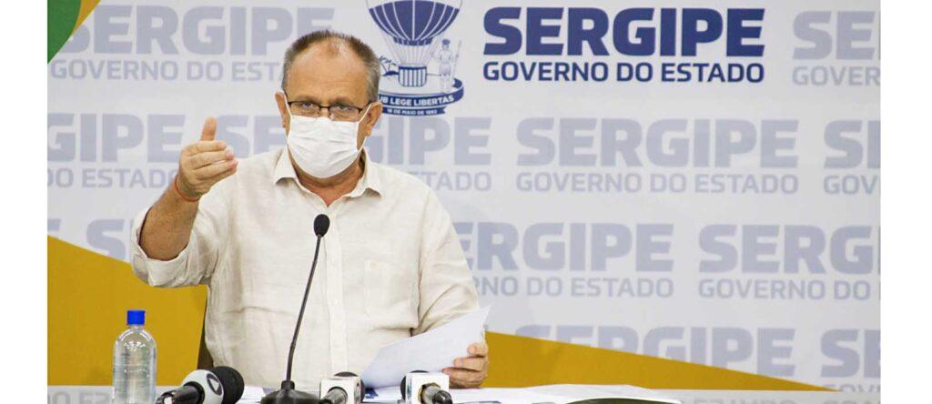 Sergipe tem a menor taxa de contágio por Covid-19 no Brasil